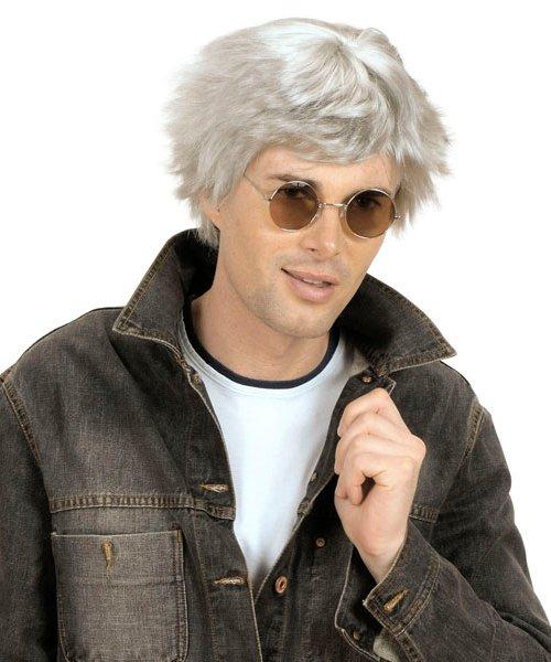 Perruque-Homme-Gris-coiffé-décoiffé