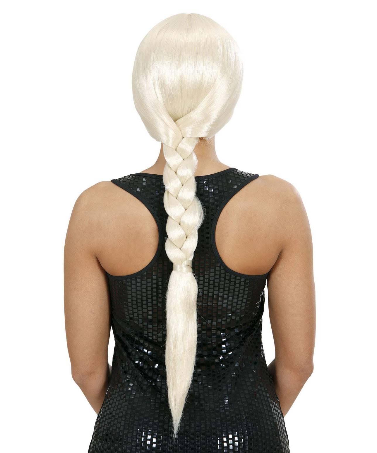 Perruque-Tress�e-Blonde-2
