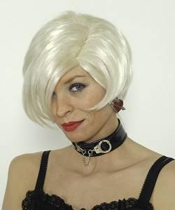 Perruque-Blond-platine-Debbie