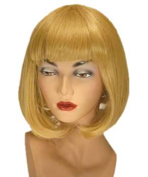 perruque carr mi long blond p20190. Black Bedroom Furniture Sets. Home Design Ideas