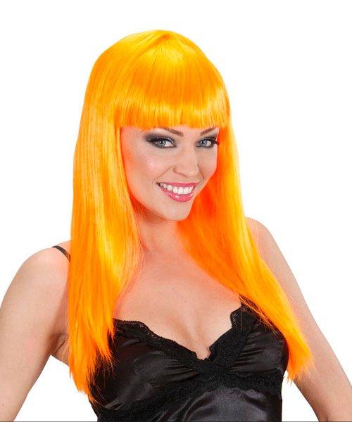 Perruque-Orange-Longue-M2