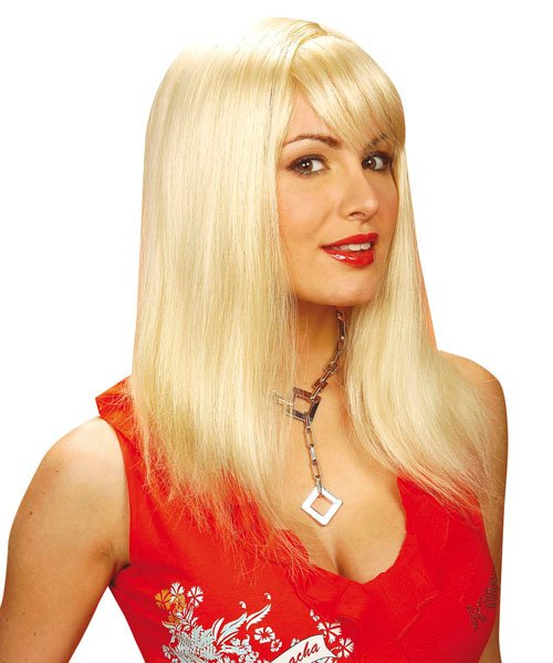 Perruque-blonde