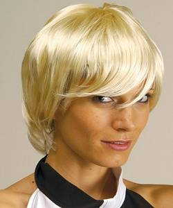 Perruque-Unisex-blond
