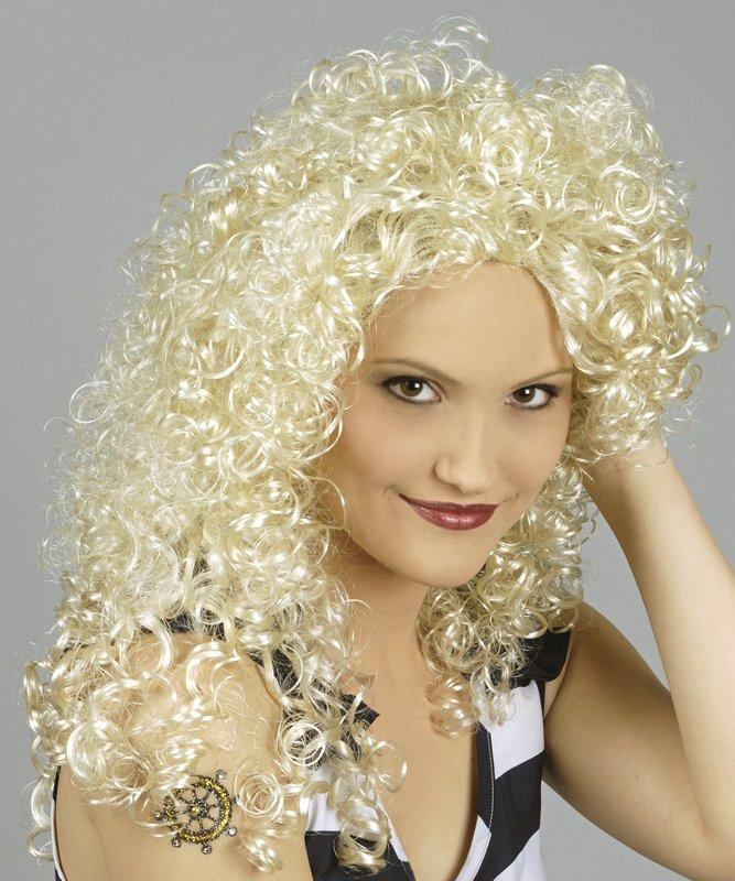 Perruque-Bouclée-longue-blonde