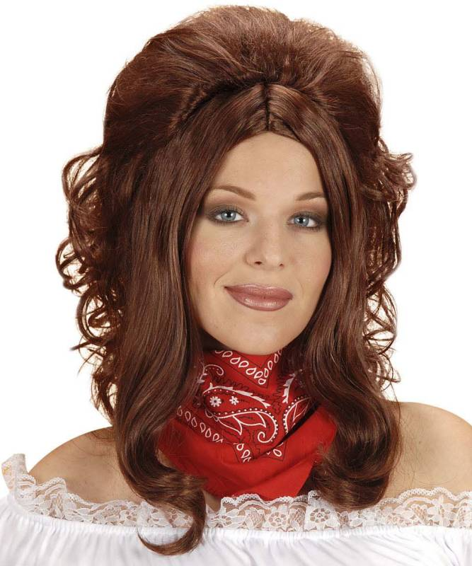 Perruque-Cancan-ou-Country-brune