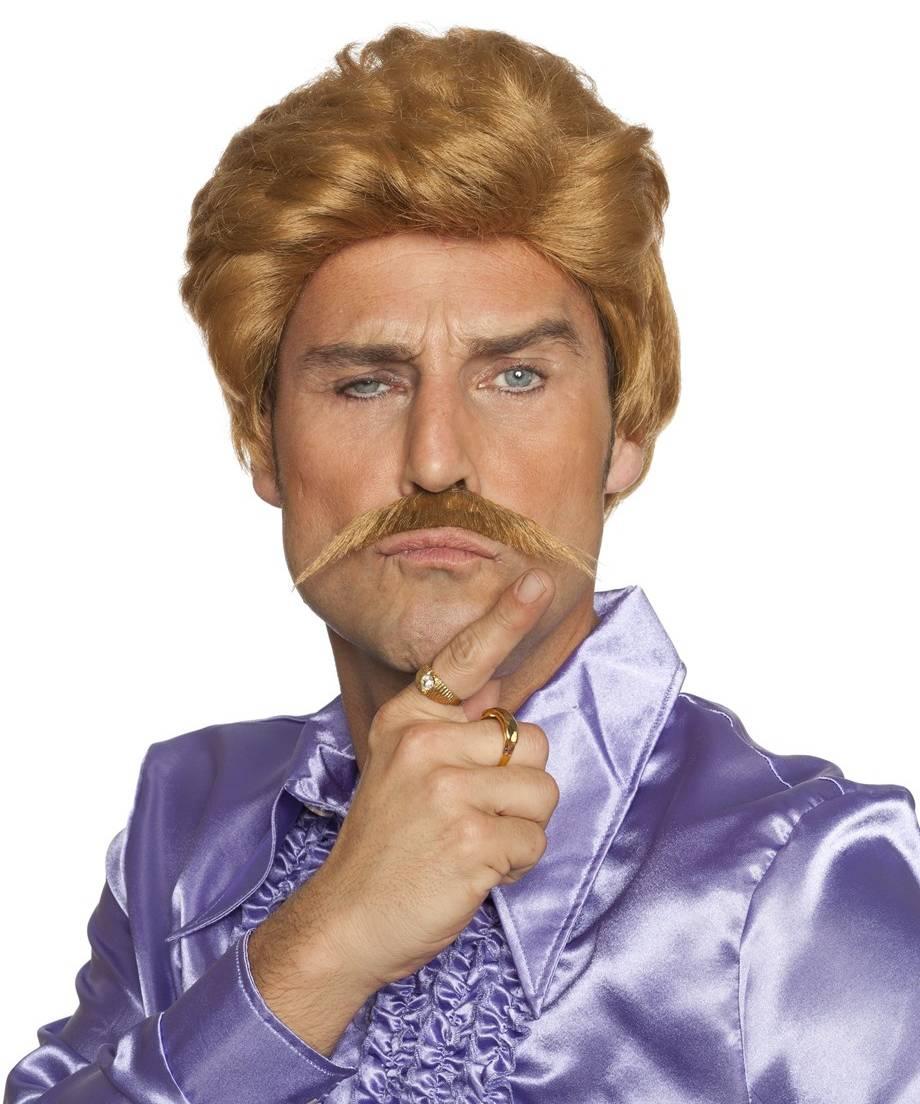 Perruque-Homme-blonde-avec-moustache