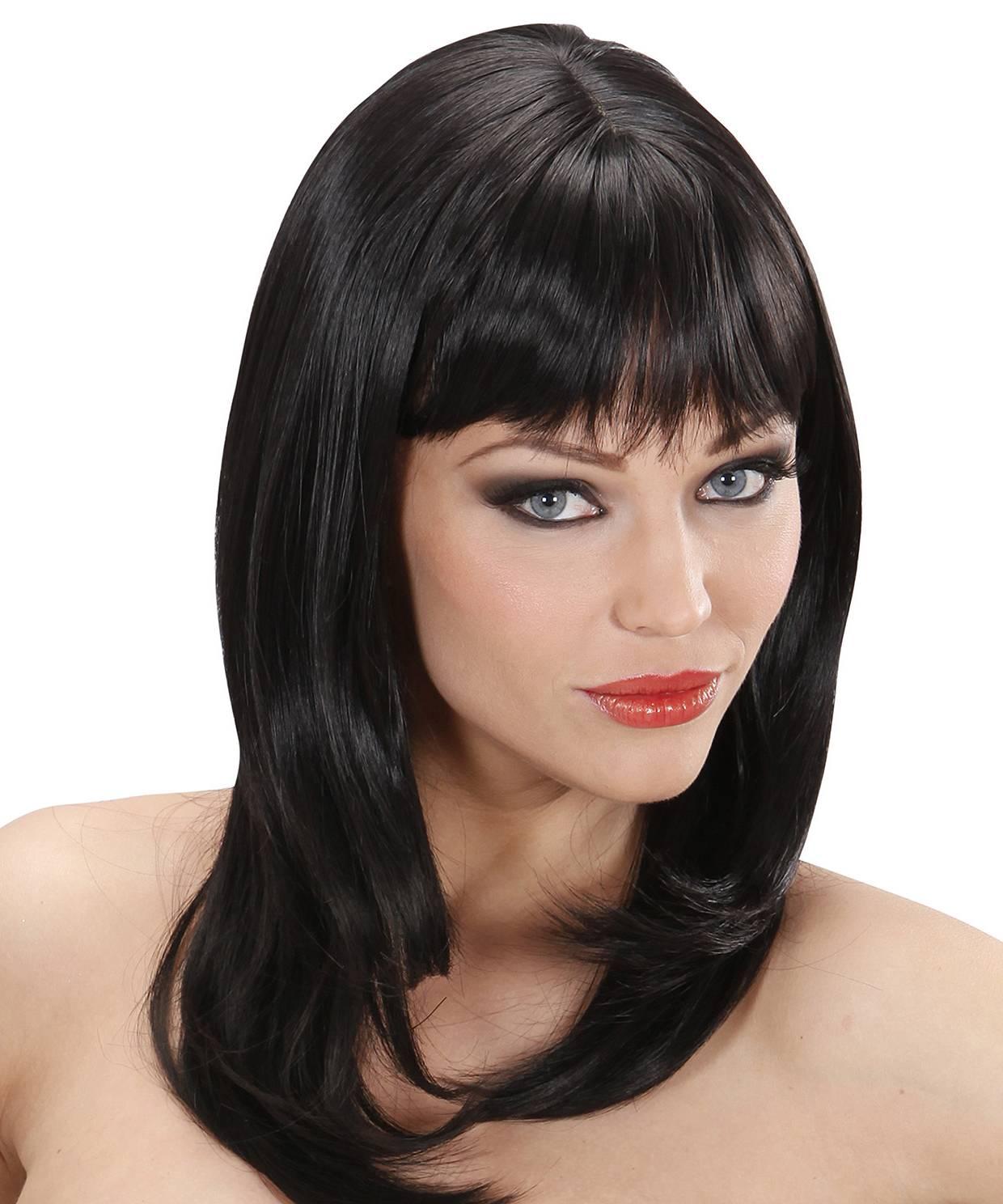 Perruque-noire-femme