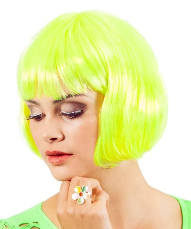 Perruque-jaune-Cabaret