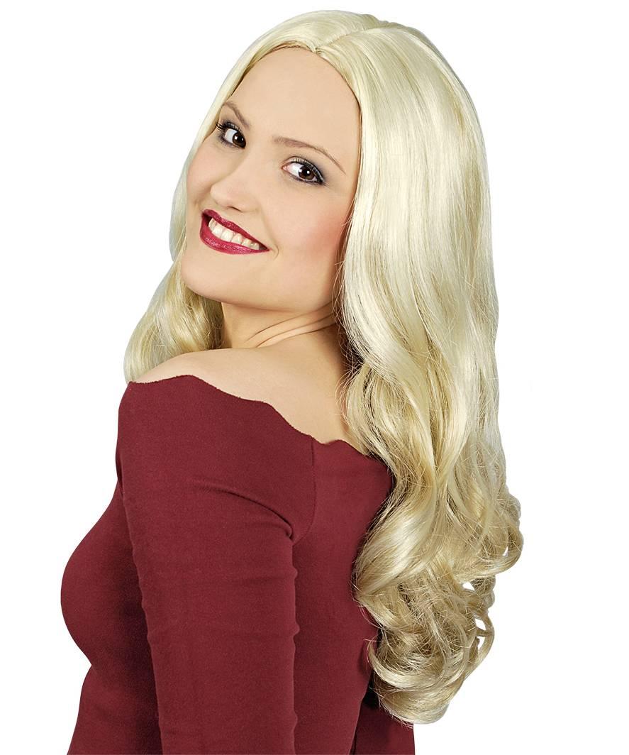 Perruque-Blonde-naturelle