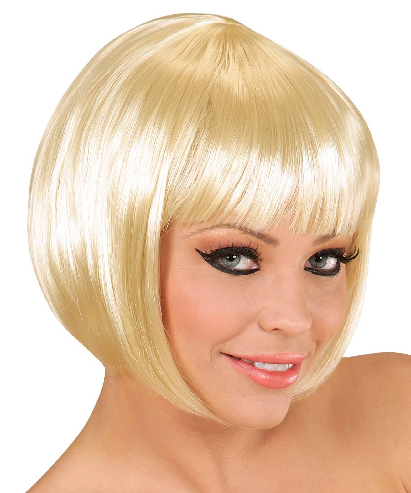 Perruque-blonde-pas-chère