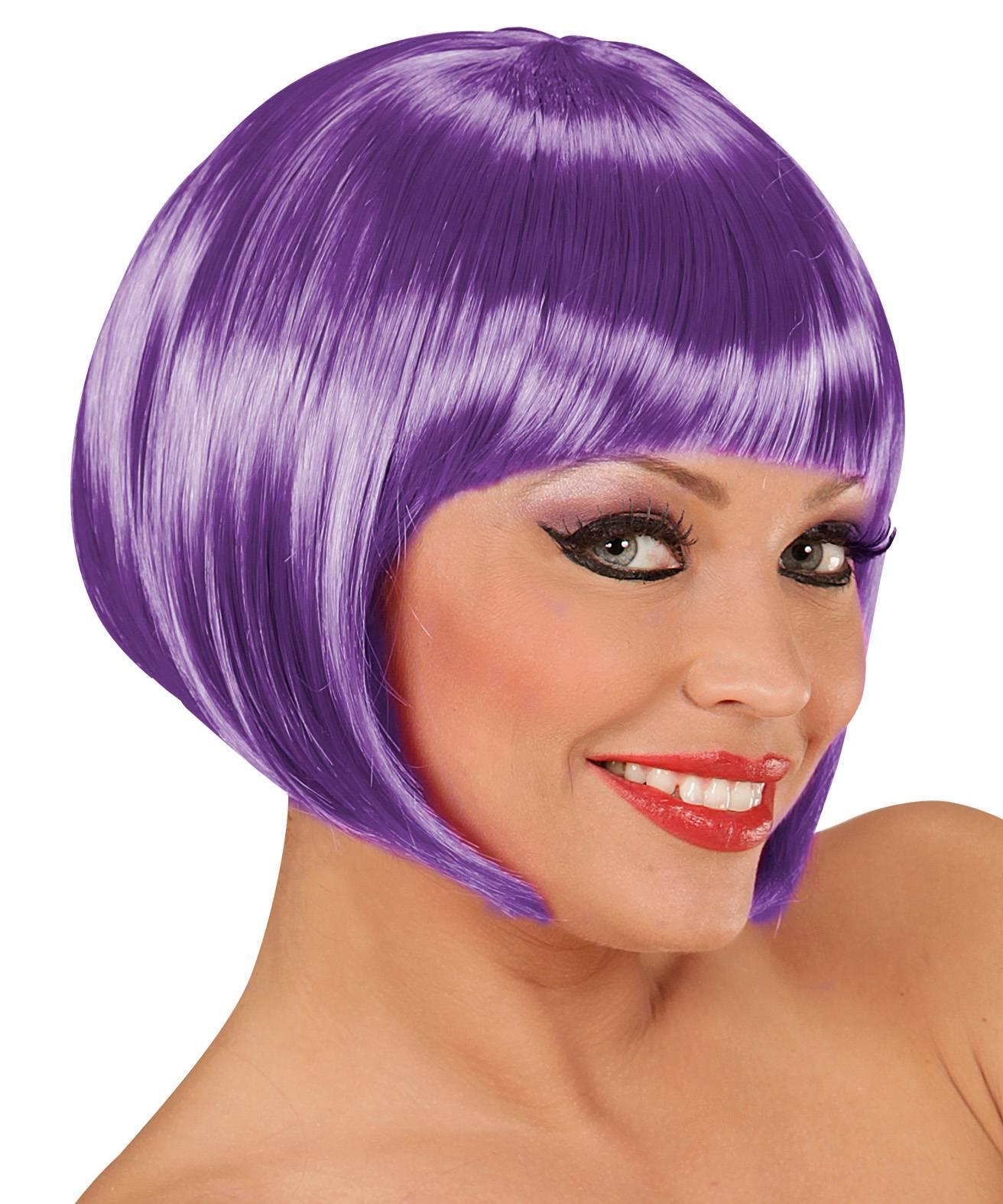 Perruque-violette-courte