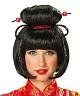Perruque-Geisha