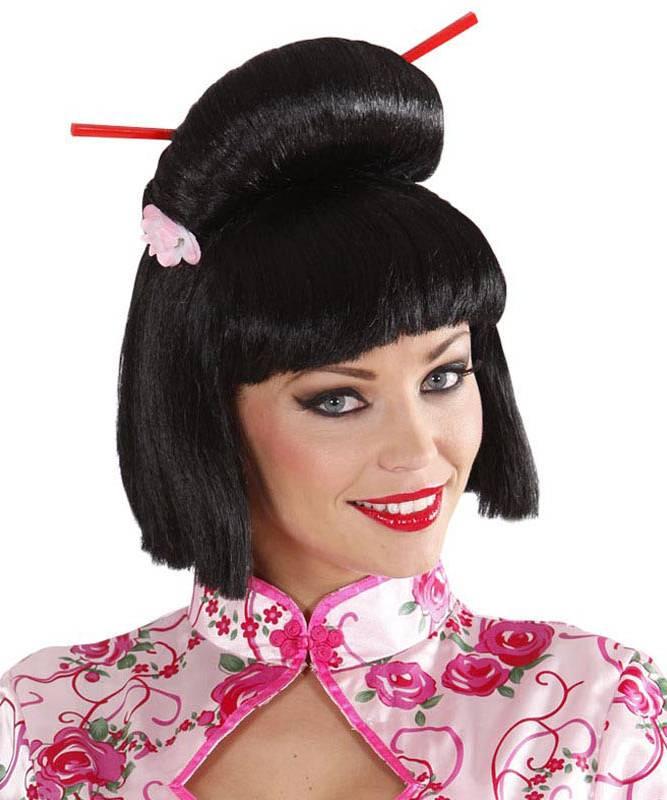 Perruque-de-geisha