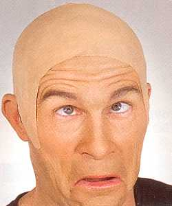 Perruque-Crâne-chauve
