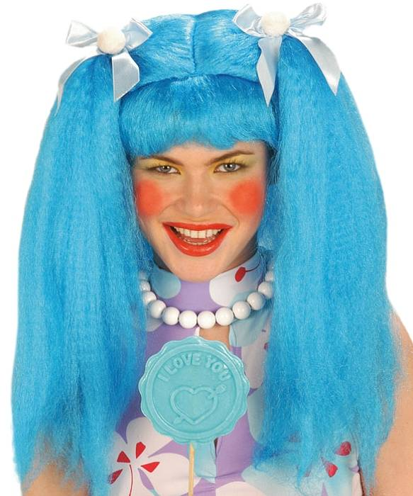 Perruque-Dolly-bleue