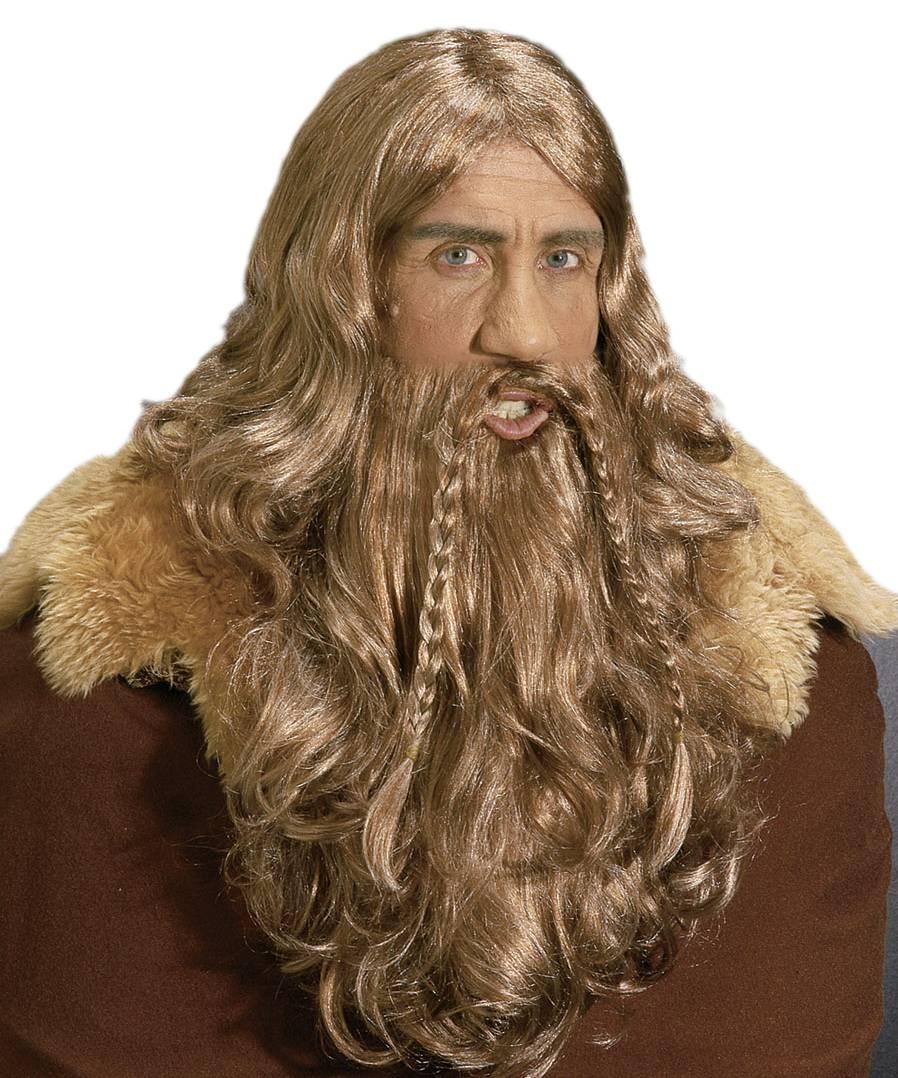 Perruque-de-viking
