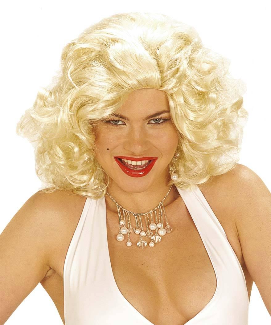 Perruque-Marilyn