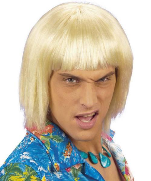 Perruque-Surfeur-blond