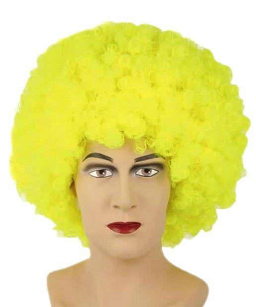 Perruque-Disco-jaune