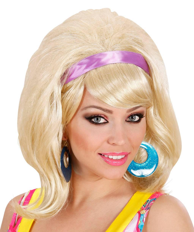 Perruque-Patty-blonde-années-60