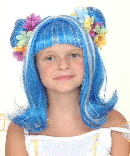 Perruque-Sirène-Enfant