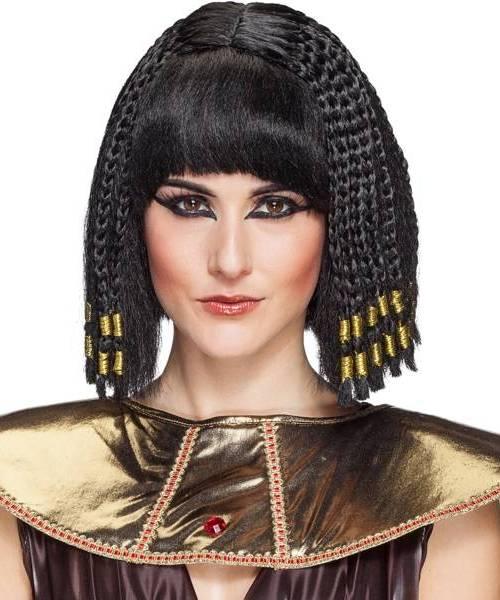 Perruque-Nefertiti-Cléopatre
