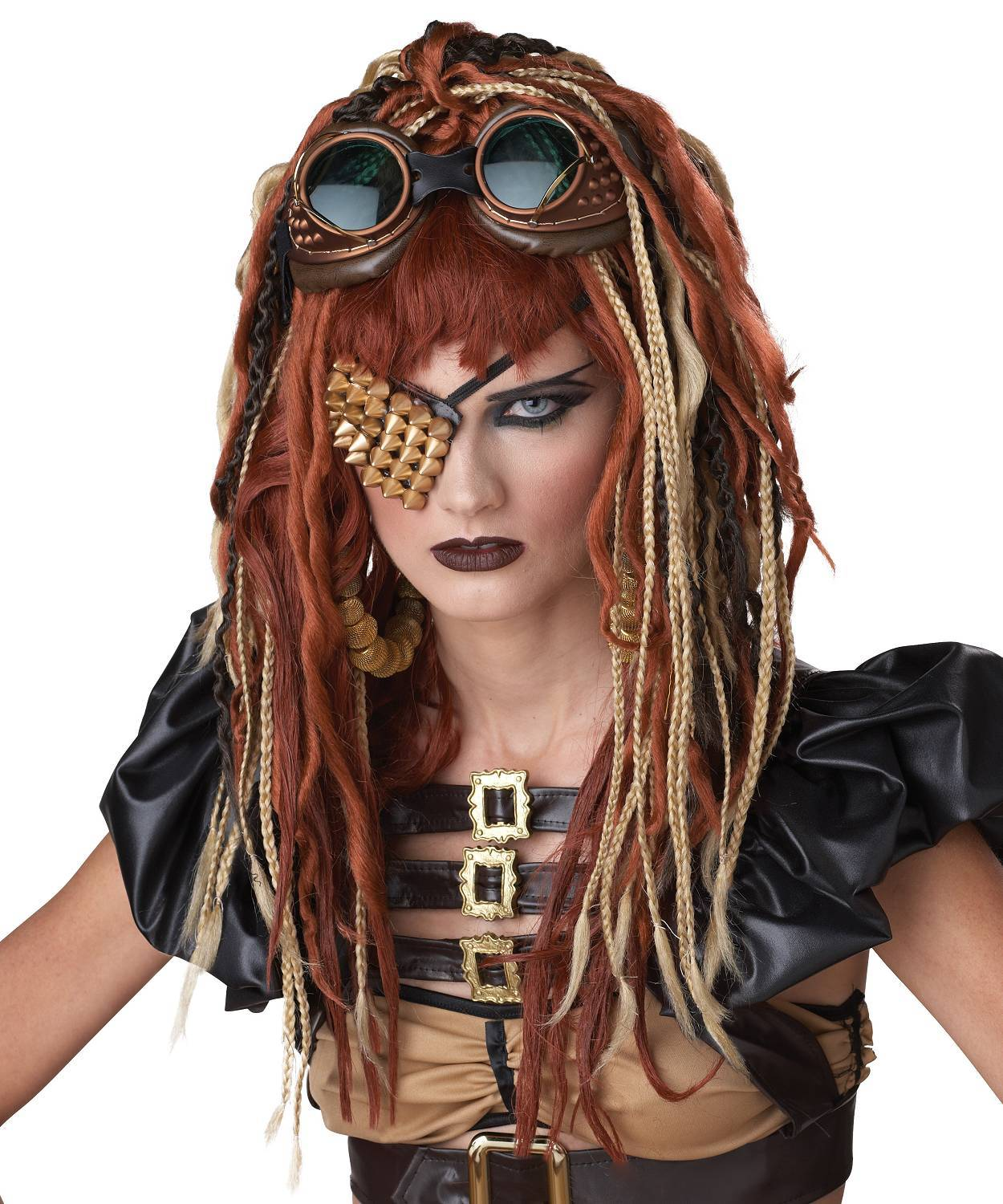 Perruque-Steampunk-Dreads
