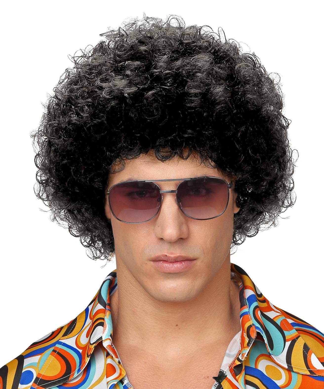 Perruque-Disco-homme