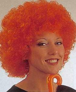 Perruque-Bouclée-orange