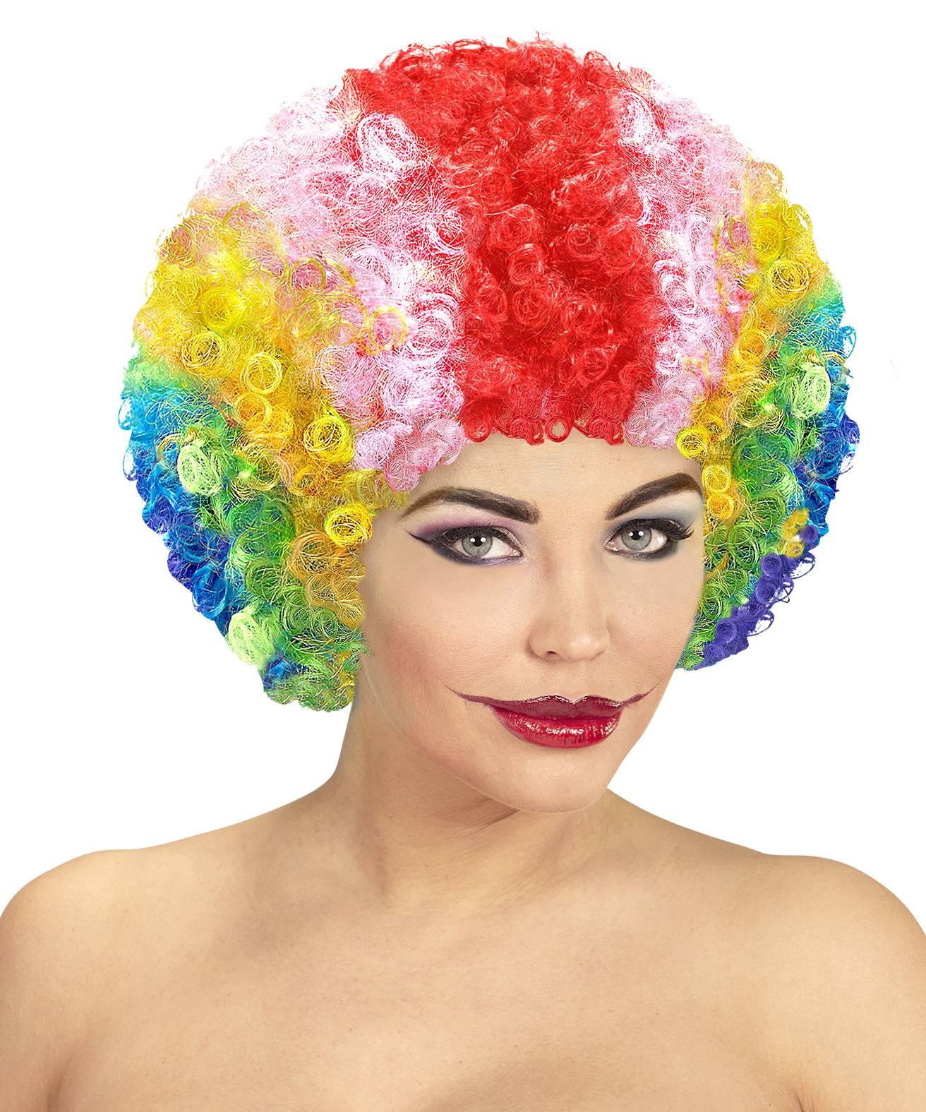 Perruque-Clown-Arc-en-ciel-adulte
