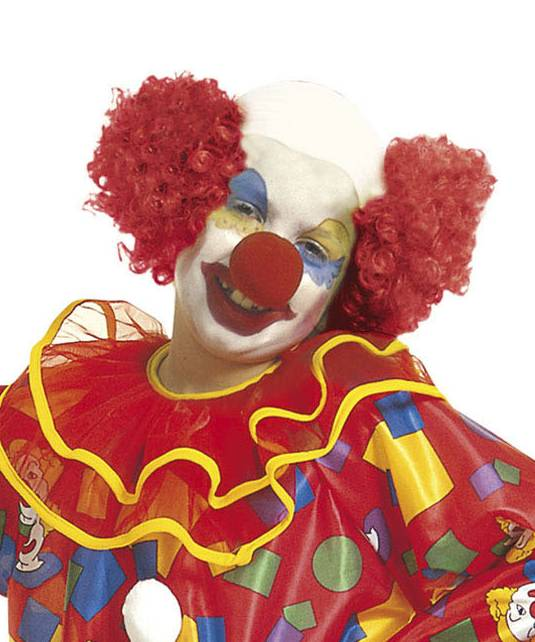 Crâne-de-clown-enfant-rouge