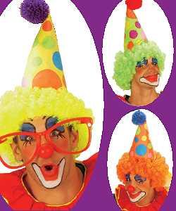 Perruque-Clown-Adulte