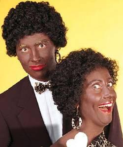 Perruque-Afro-Bouclée-noire
