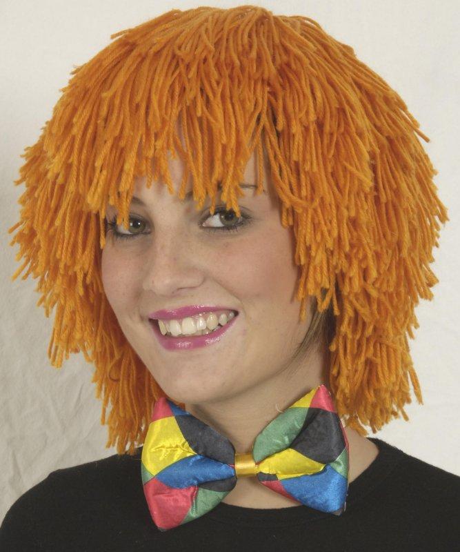 Perruque-Laine-orange