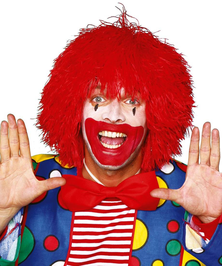 Perruque-Clown-rouge