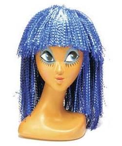 Perruque-Lamée-Metallic-bleue