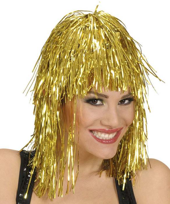 Perruque-Disco-or-lamée