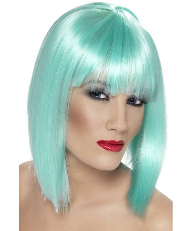 Perruque-Cabaret-bleu-turquoise