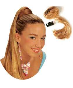 Perruque-Extension-lisse-Sasha-blonde