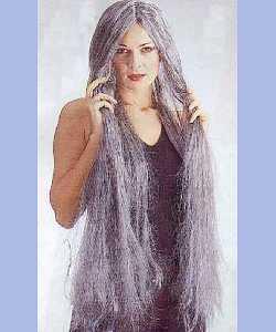 Perruque-Sorcière-grise