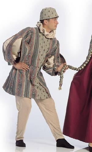 Costume-Roméo