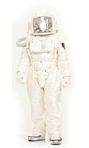Déguisement-Cosmonaute