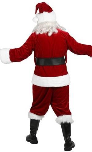 Costume-de-Père-Noël-en-velours-2