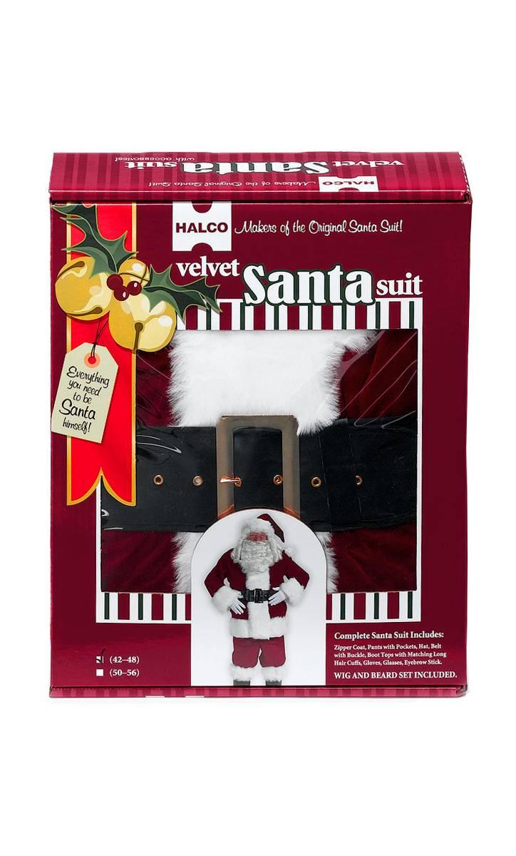 Weihnachtsmannkostüm-komplett-Samt-3