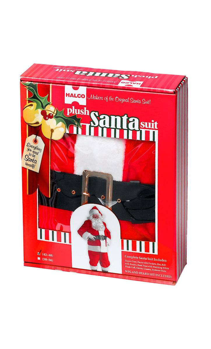 Weihnachtsmannkostüm-komplett-Plüsch-2