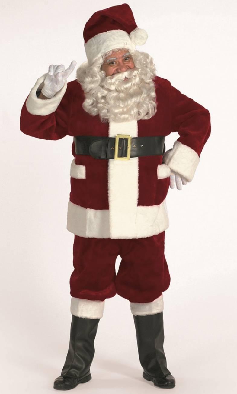 Costume-Père-Noël-bonne-qualité