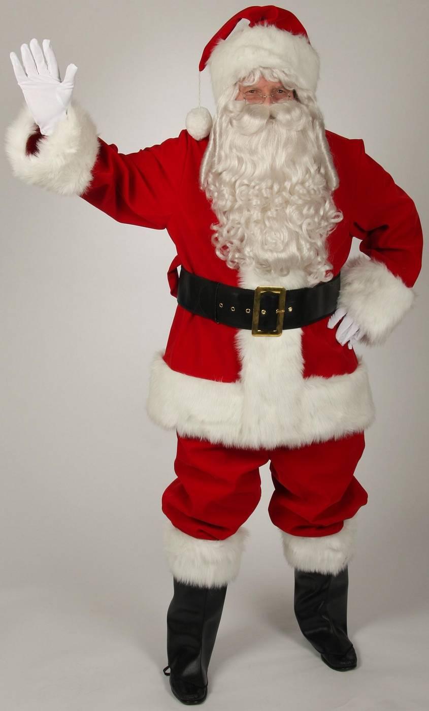 Costume-de-Père-Noël-professionnel