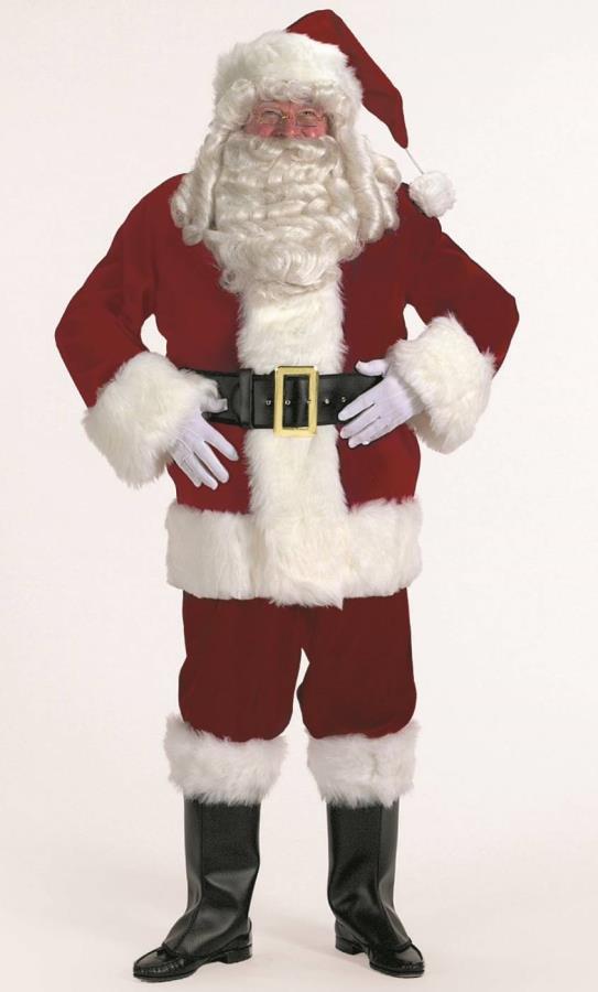Costume-de-père-Noël-velours-luxe