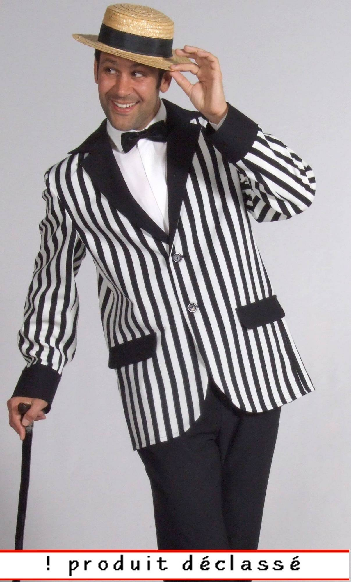 Veste-rayée-noir-blanc-choix-2