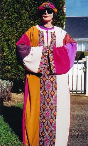 Costume-Cameroun